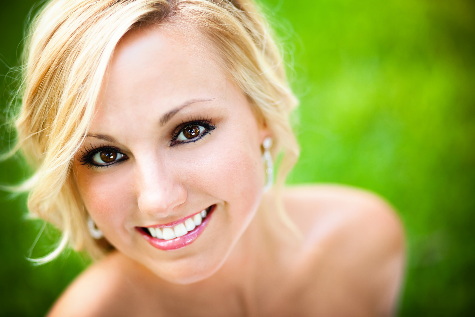 Bridal Portrait Dallas Texas Highland Park