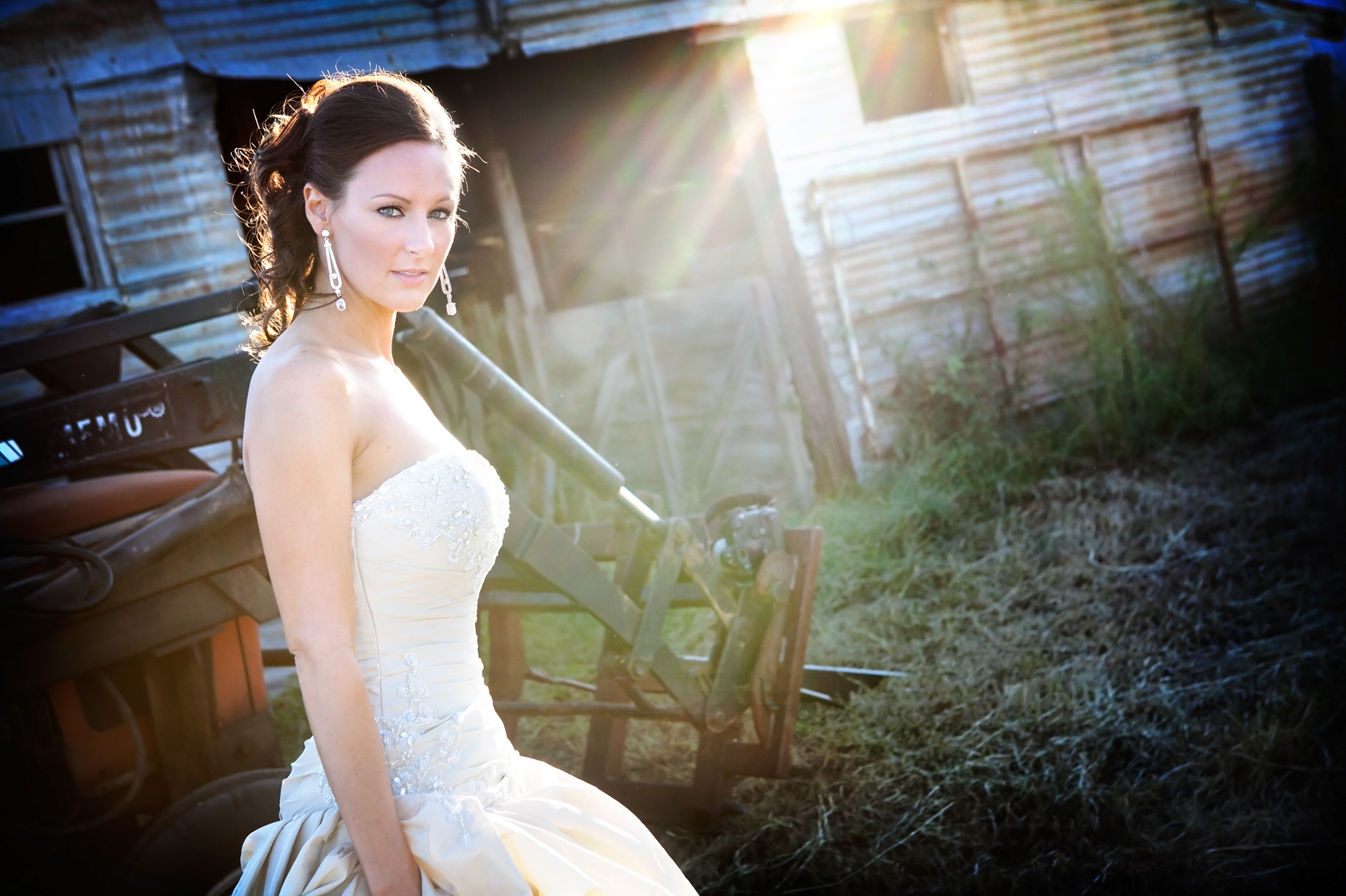 Bridal Portrait Dallas Texas